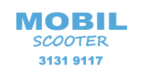 Mobilscooter 3131 9117